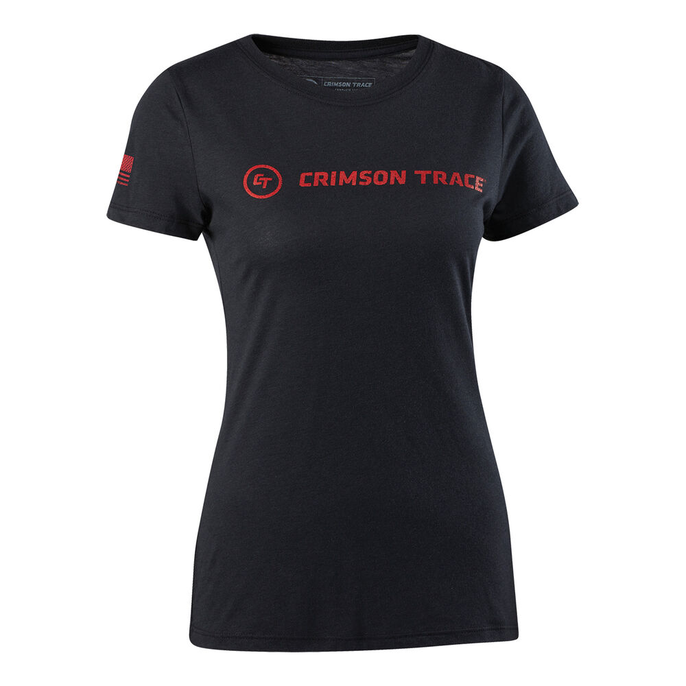 Crimson Trace® Logo Women's Graphic T-Shirt