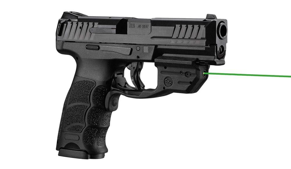 LG-499G Green Laserguard® for Heckler & Koch VP9, VP9SK, VP40