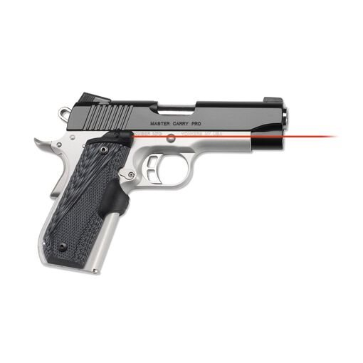 LG-915 Master Series™ Lasergrips® G10 Grey for 1911 Round Heel