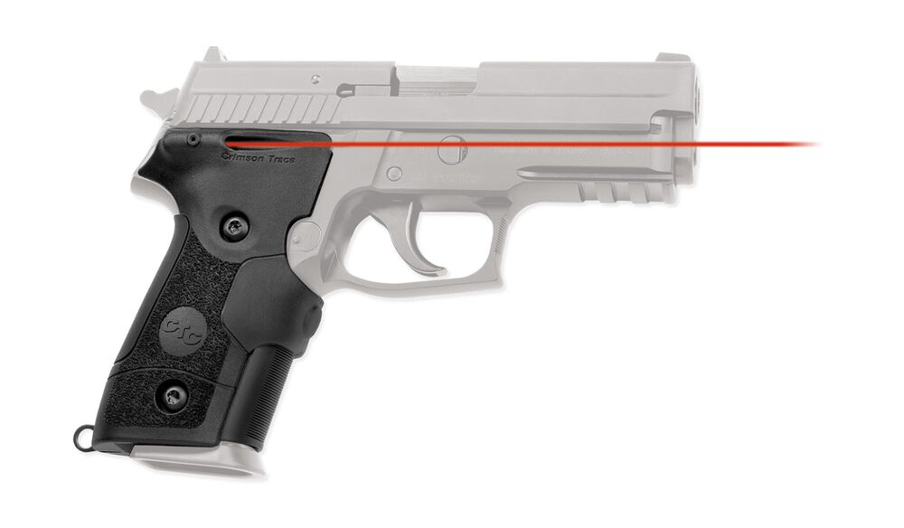 LG-429 Front Activation Lasergrips® for Sig Sauer P228 and P229