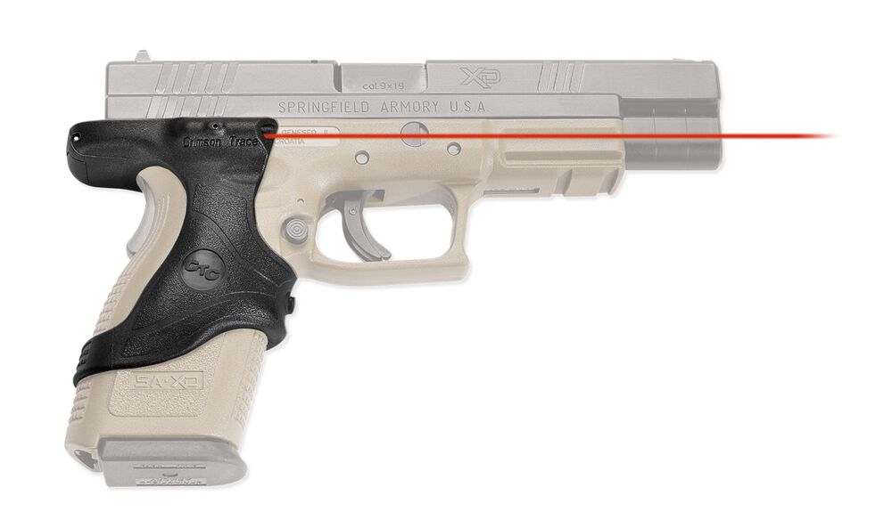 LG-446 Lasergrips® for Springfield Armory XD9 and XD40