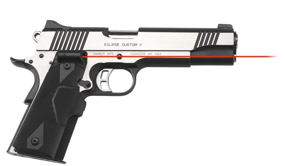 LG-401 Front Activation Lasergrips® for 1911 Full-Size