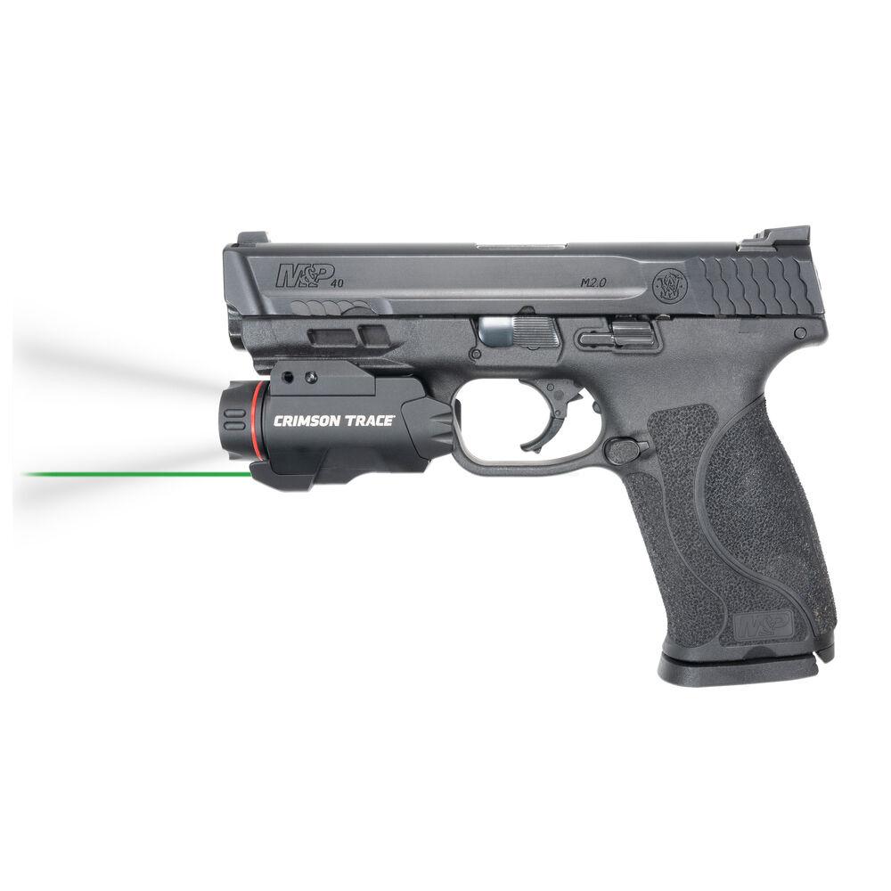 CMR-207G Rail Master® Pro Universal Green Laser Sight & Tactical Light