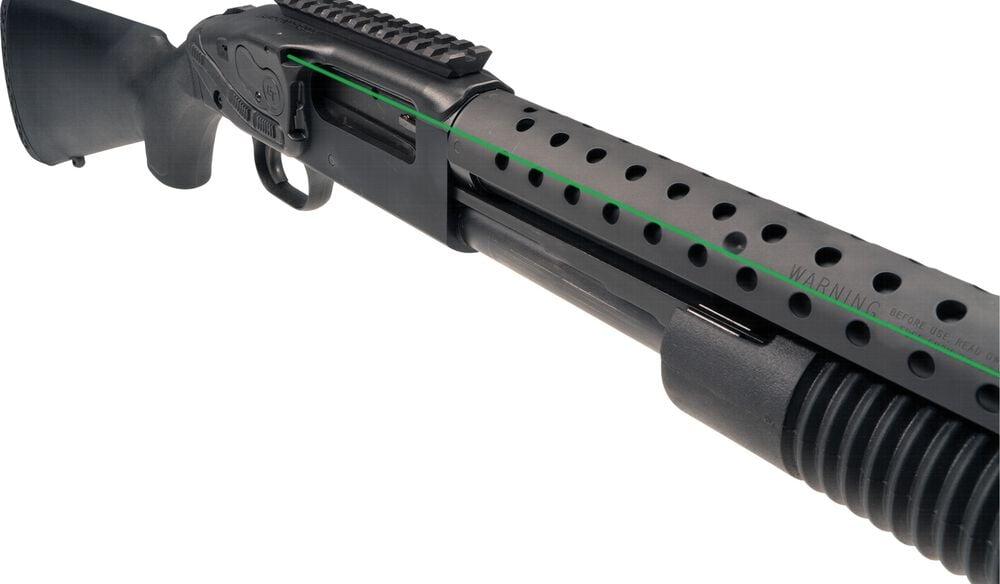 LS-250G Lasersaddle™ Green Laser Sight for Mossberg 12 & 20 Gauge Shotguns