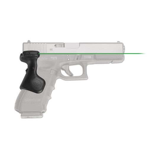 LG-637G Green Lasergrips® for GLOCK Gen3, Gen4 and Gen5 Full-Size