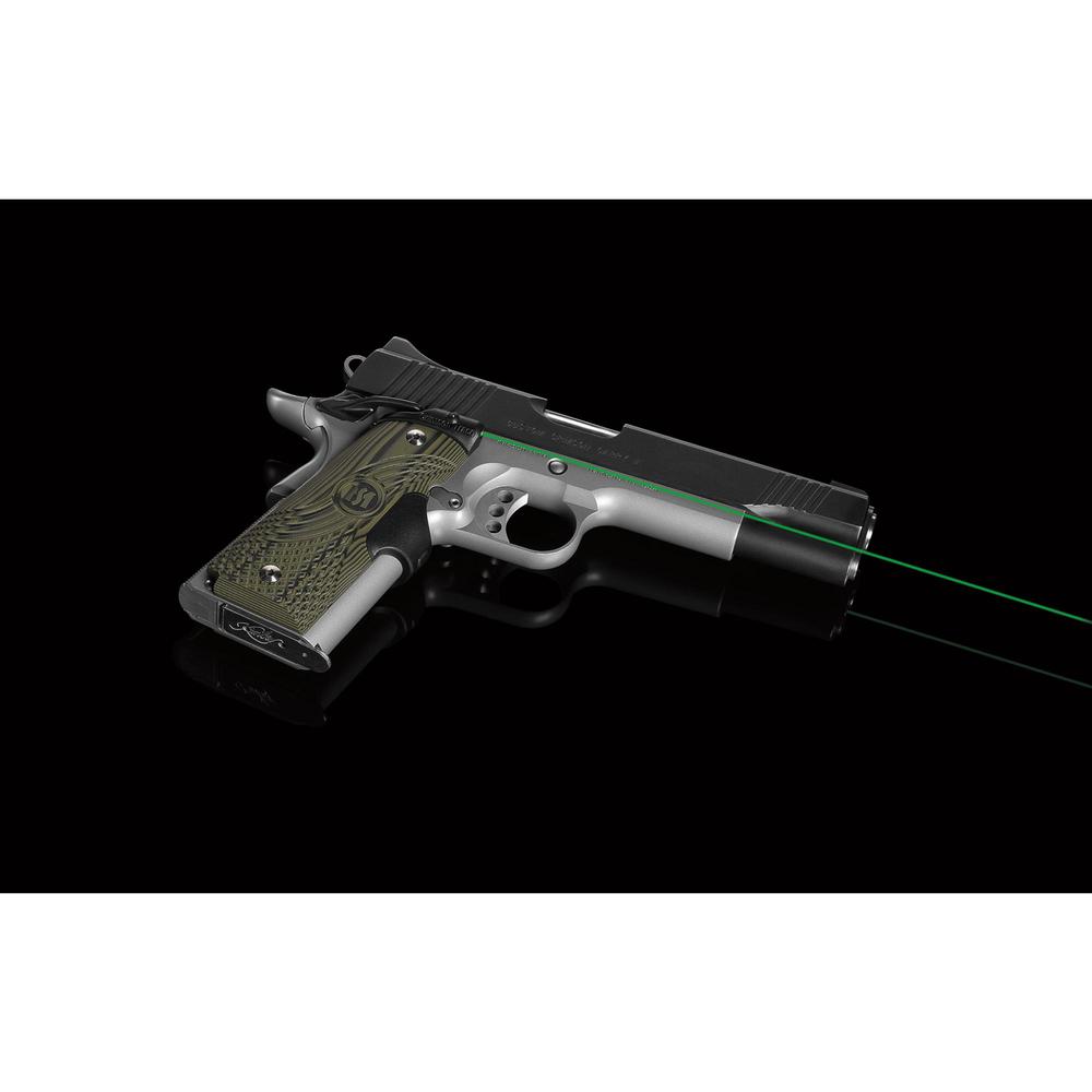 LG-910G Green Master Series™ Lasergrips® G10 Green for 1911 Full-Size