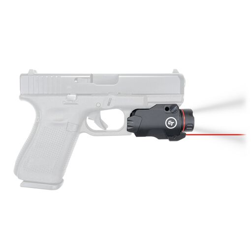 CMR-207 Rail Master® Pro Universal Red Laser Sight & Tactical Light