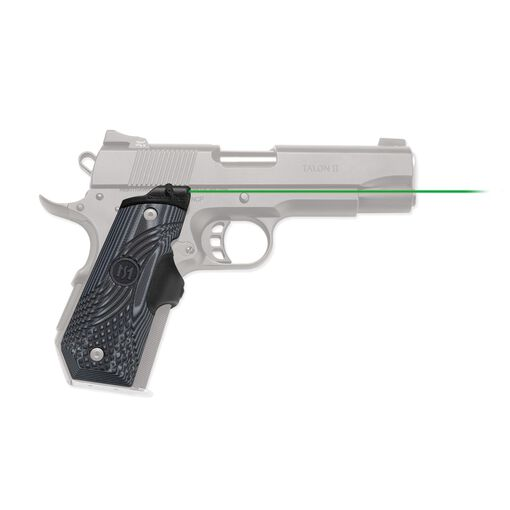 LG-906G Green Master Series™ Lasergrips® G10 Black/Gray for 1911 Bobtail®