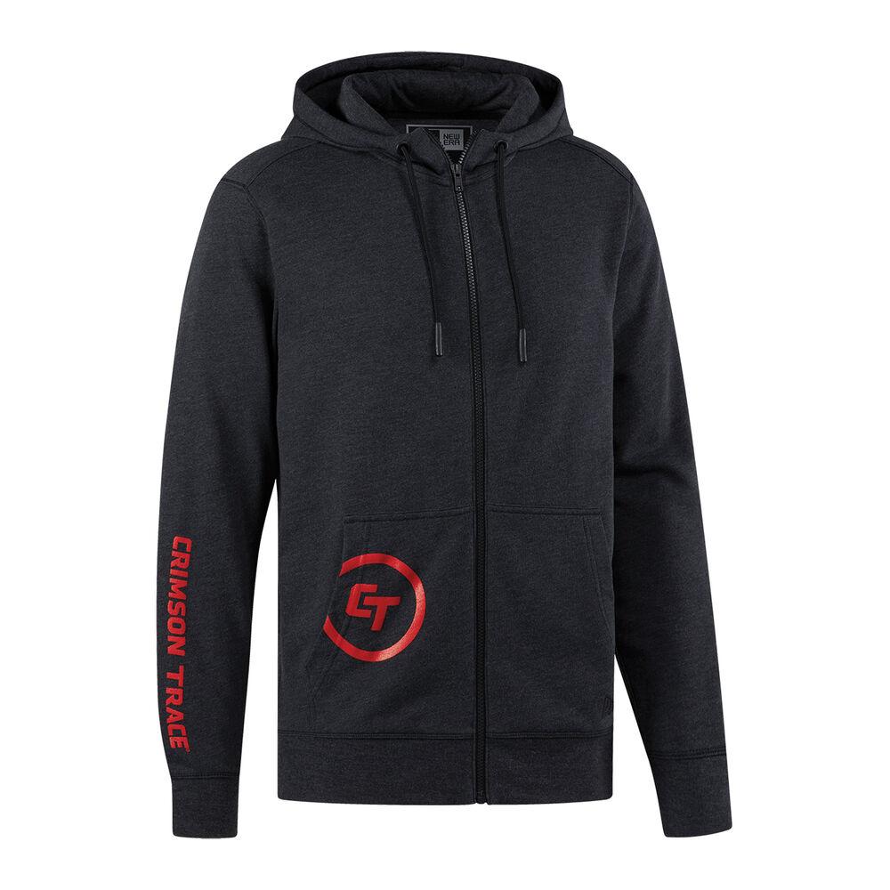 Crimson Trace® Men's Tri-Blend Fleece Full-Zip Hoodie