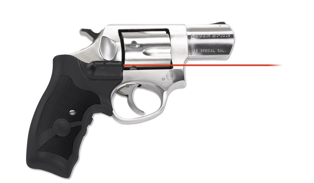 LG-303 Lasergrips® for Ruger SP101 (Rubber Overmold Grip)