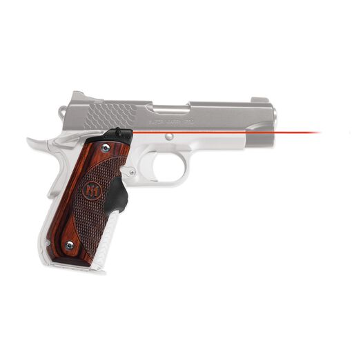 LG-907 Master Series™ Lasergrips® Rosewood for 1911 Round Heel