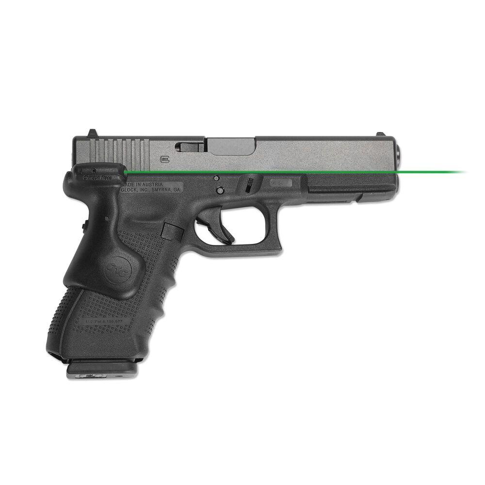 LG-637G Green Lasergrips® for GLOCK Gen3, Gen4 and Gen5 Full-Size