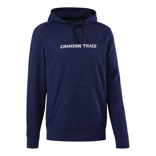 Crimson Trace® Men's Tri-Blend Fleece Pullover Hoodie