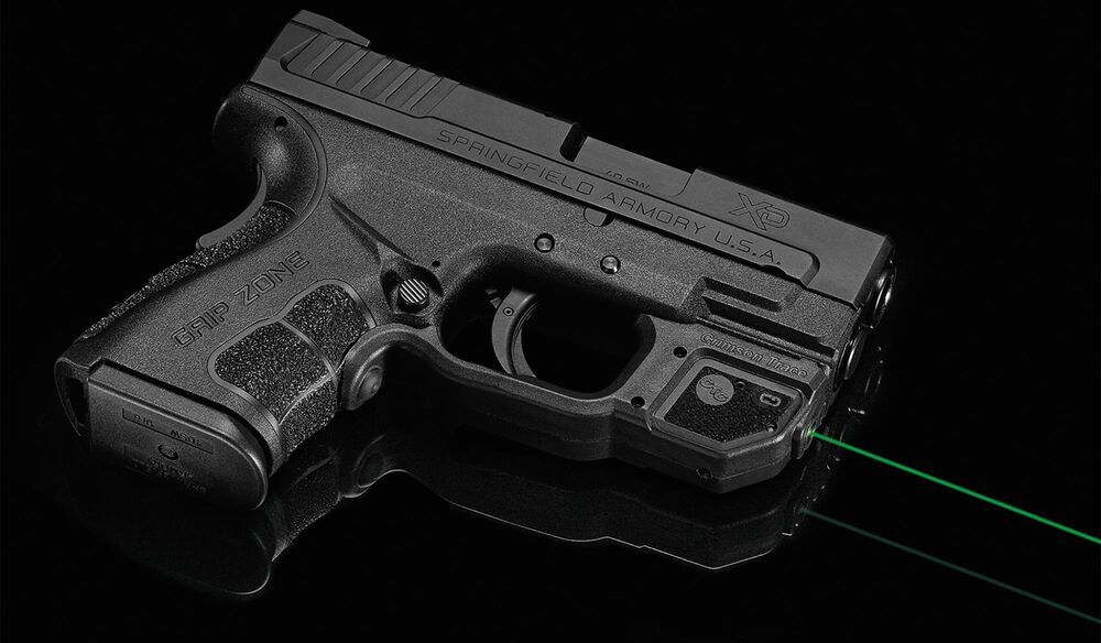 LG-496G Green Laserguard® for Springfield Armory XD MOD.2