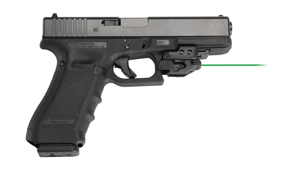 CMR-206 Rail Master® Universal Green Laser Sight
