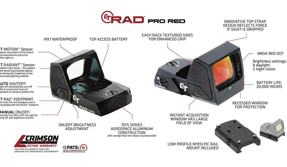CT RAD™ PRO (Red)