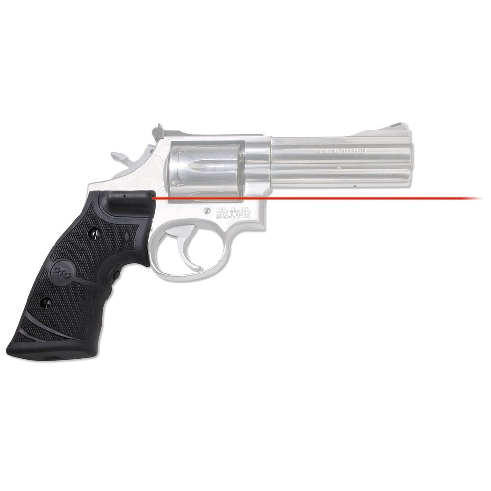 LG-308 Lasergrips® for Smith & Wesson K and L Frames Round Butt