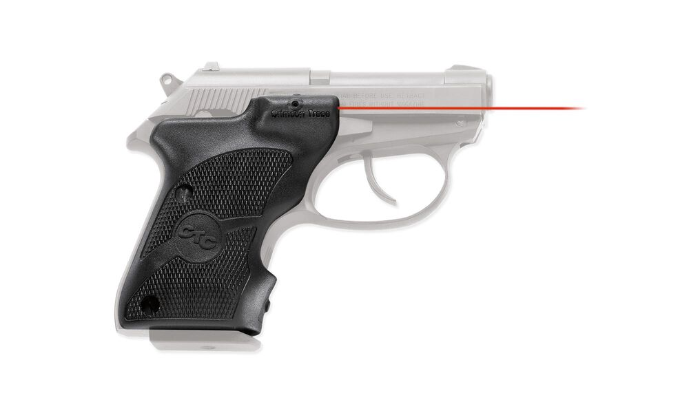 LG-490 Lasergrips® for Beretta Tomcat and Bobcat [DISCONTINUED]