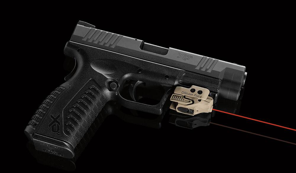 CMR-201 CTAN Rail Master® Coyote Tan Universal Laser Sight