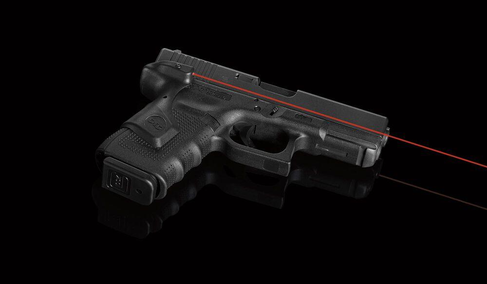 LG-851 Lasergrips® for GLOCK Gen4 & Gen5 Compact