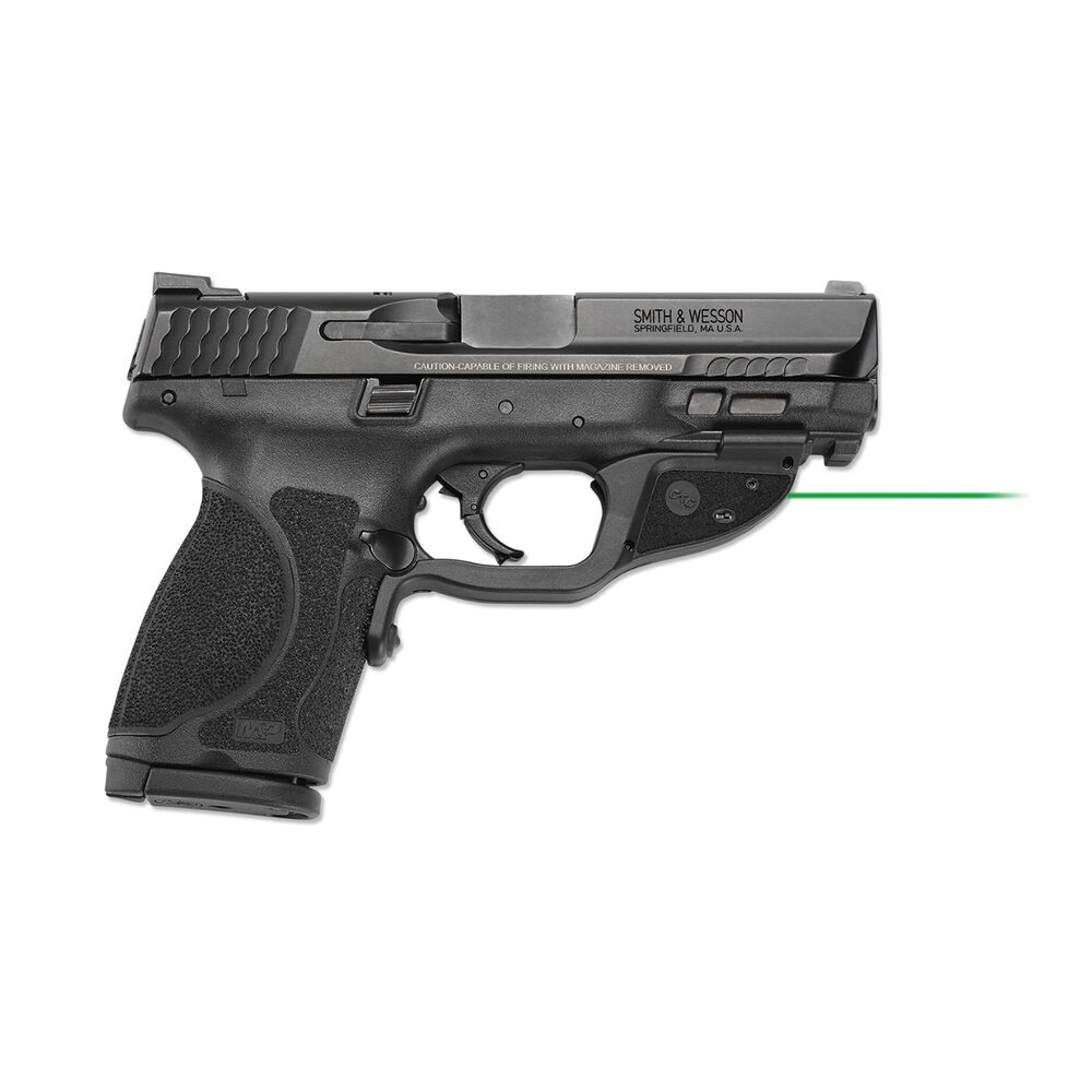 LG-362G Green Laserguard® for Smith & Wesson M&P M2.0 Full-Size, Compact, and Subcompact