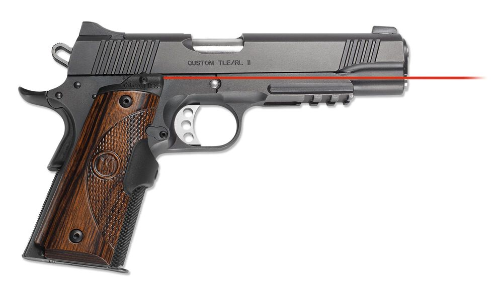 LG-908 Master Series™ Lasergrips® Walnut for 1911 Full-Size
