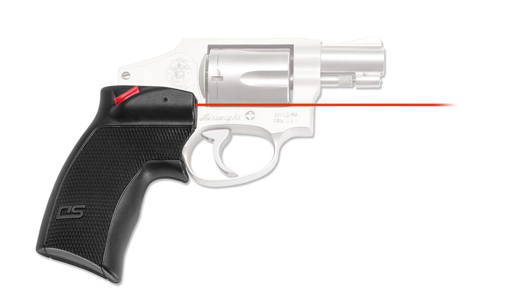 DS-124 Defender Series™ Accu-Grips™ Laser Sight for Smith & Wesson J-Frame and Taurus Small Frame Revolvers