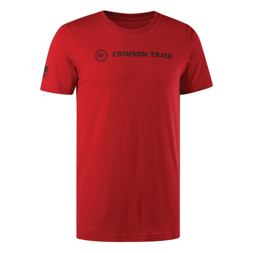 Crimson Trace® Logo Men's Graphic T-Shirt