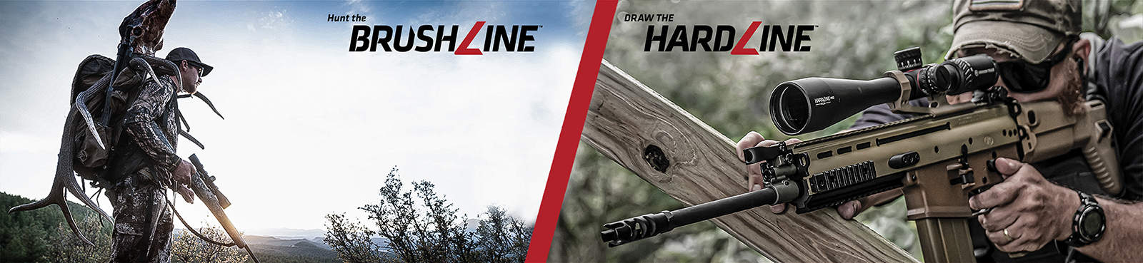 Introducing Hardline and Brushline by Crimson Trace