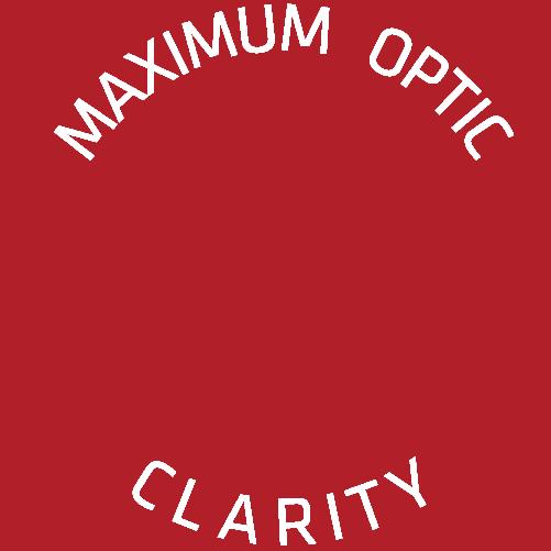Maximum Optic Clairty