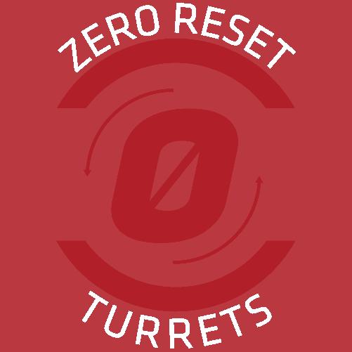 Zero Reset Turrets