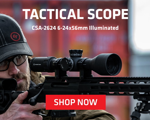 Shop Tactical Scopes