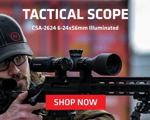 Shop Tactical Scopes