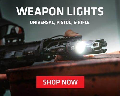 Shop Weapon Lights